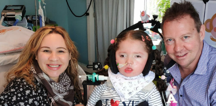 DVS Welcomes Ana-Carolina To A Dry And Healthy Home