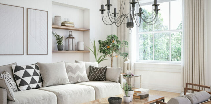 Ventilation the Key to Keeping Your Beautiful Interiors Mould-Free